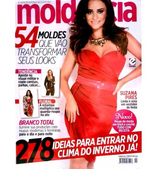Revista Molde & Cia 278 Ideias para entrar no clima do inverno Já N° 90