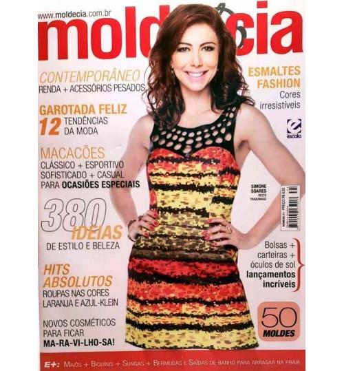 Revista Molde & Cia 380 Ideias de Estilo e Beleza Nº 71