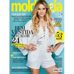 Revista Molde & Cia Bem Vestida no Calor N° 118