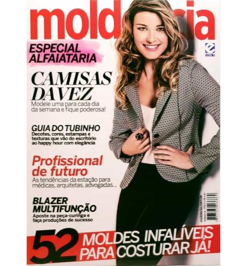 Revista Molde & Cia Especial Alfaiataria - Camisas da Vez N° 26