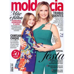 Revista Molde & Cia Especial Festa N° 132