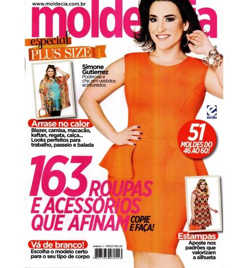 Revista Molde & Cia Especial Plus Size N° 17