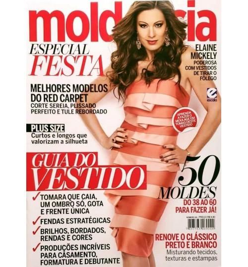 Revista Molde & Cia Guia do Vestido N° 30