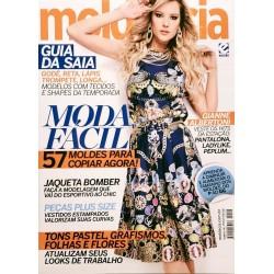 Revista Molde & Cia Moda Fácil N° 106