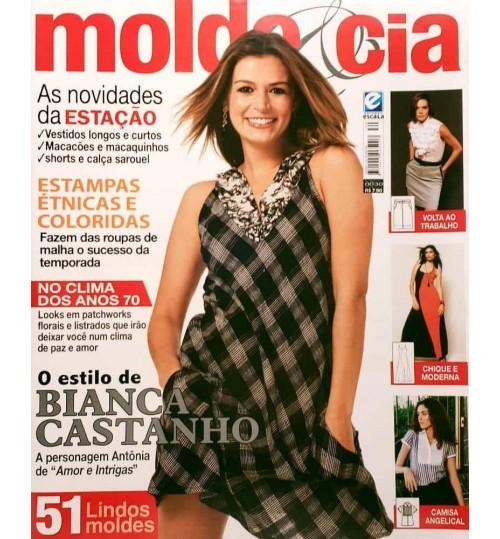 Revista Molde & Cia O Estilo de Bianca Castanho N° 30