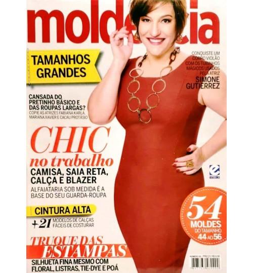 Revista Molde & Cia Tamanhos Grandes N° 32