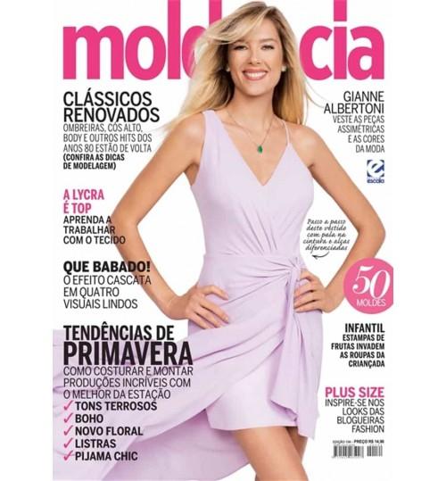 Revista Molde & Cia Tendência de Primavera Nº 134