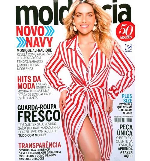 Revista Molde & Cia Novo Navy N° 130