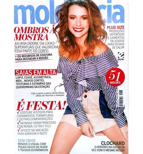 Revista Molde & Cia Ombros à Mostra N° 128