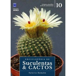 Livro Coleção Enciclopédia de Suculentas e Cactos - Volume 10