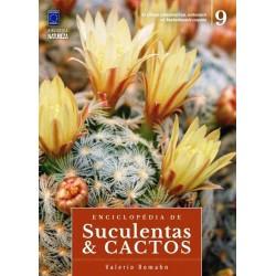Livro Coleção Enciclopédia de Suculentas e Cactos - Volume 9
