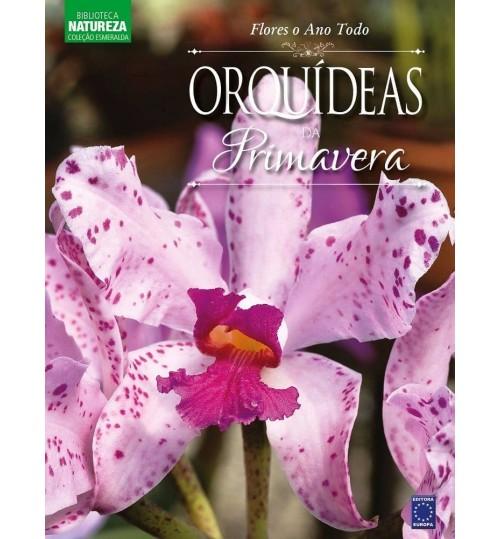 Livro Coleção Esmeralda: Orquídeas da Primavera - Volume 3