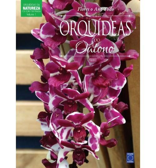 Livro Coleção Esmeralda: Orquídeas do Outono - Volume 1