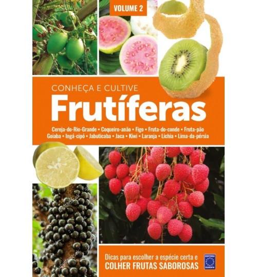 Livro Frutíferas: Conheça e Cultive - Volume 2