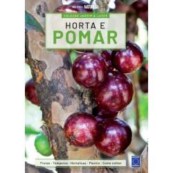 Livro Coleção Jardim & Lazer - Horta e Pomar