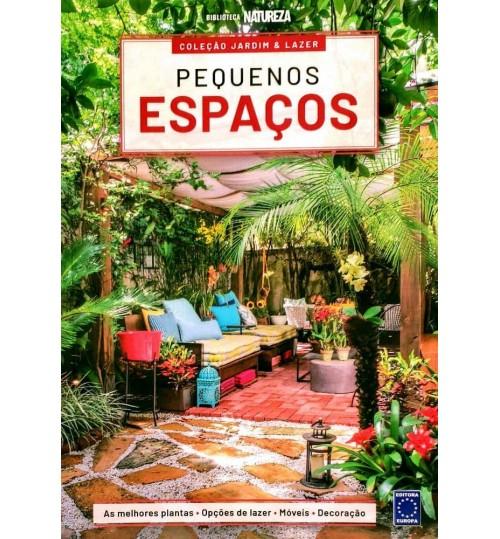 Livro Coleção Jardim e Lazer - Pequenos Espaços