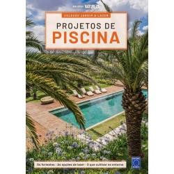 Livro Coleção Jardim e Lazer - Projetos de Piscina