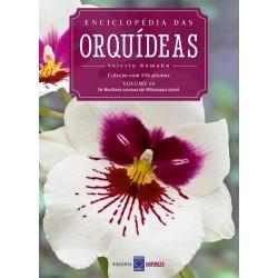 Livro Enciclopédia das Orquídeas Volume 14