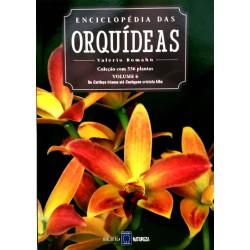 Livro Enciclopédia das Orquídeas Volume 6