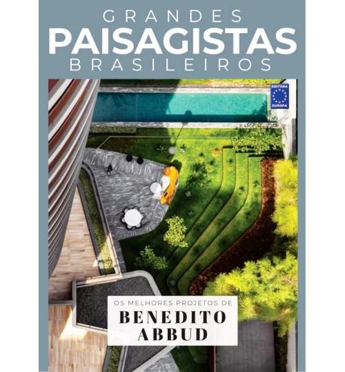 Livro Grandes Paisagistas Brasileiros - Benedito Abbud
