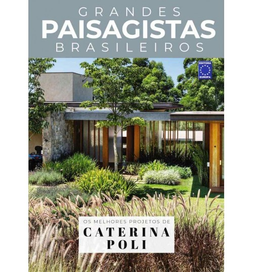 Livro Grandes Paisagistas Brasileiros - Caterina Poli