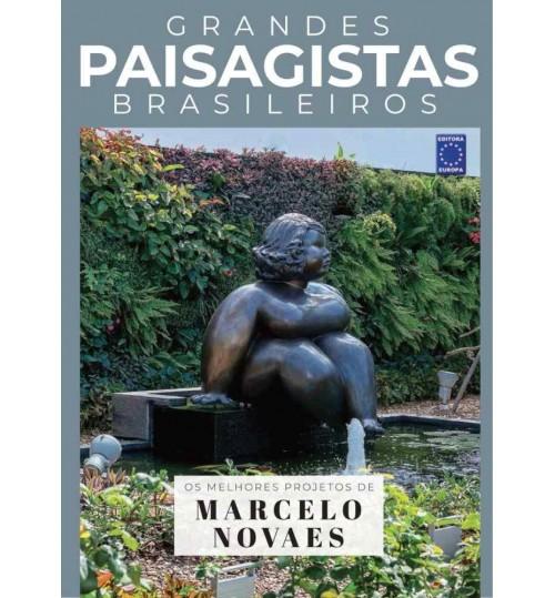 Livro Grandes Paisagistas Brasileiros - Marcelo Novaes