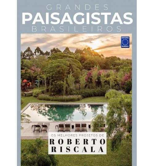 Livro Grandes Paisagistas Brasileiros - Roberto Riscala