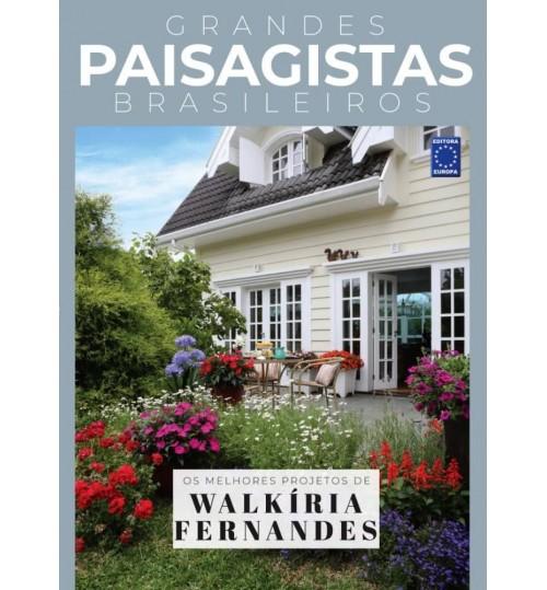 Livro Grandes Paisagistas Brasileiros - Walkíria Fernandes