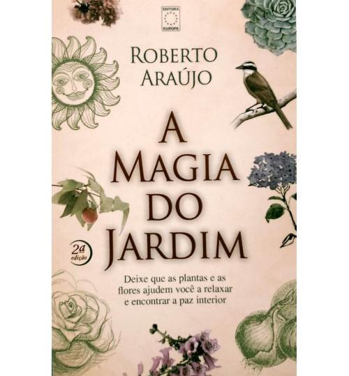 Livro A Magia do Jardim