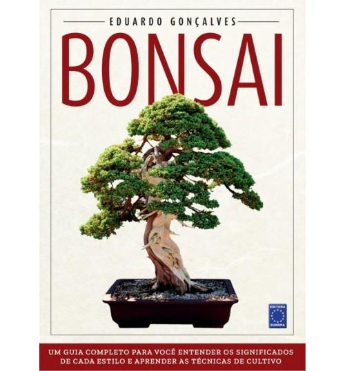 Livro Bonsai - Guia Definitivo