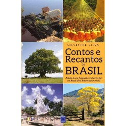 Livro Contos e Recantos do Brasil