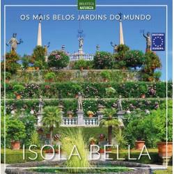 Livro Os Mais Belos Jardins do Mundo - Isola Bella