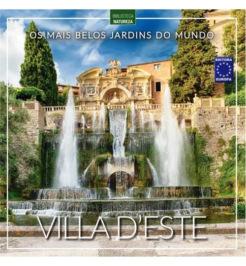Livro Os Mais Belos Jardins do Mundo: Villa d'Este