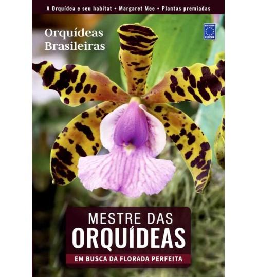 Livro Mestre das Orquídeas: Volume 2 - Orquídeas Brasileiras