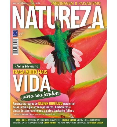 Revista Natureza - Traga Muito Mais Vida para seu Jardim N° 404