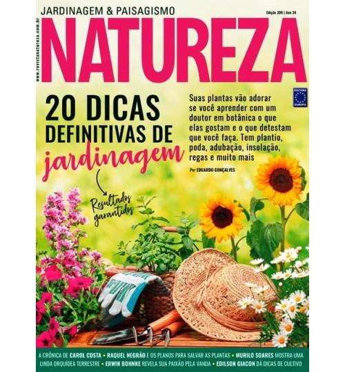 Revista Natureza - 20 Dicas Definitivas de Jardinagem N° 396