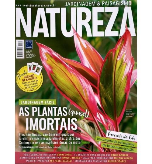 Revista Natureza: Jardinagem Fácil - As Plantas (quase!) Imortais N° 393