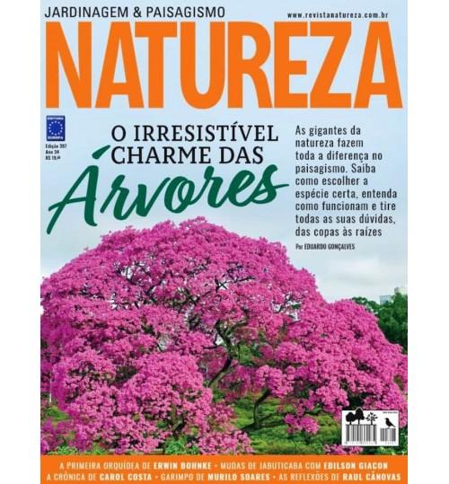 Revista Natureza - O Irresistível Charme das Árvores N° 397