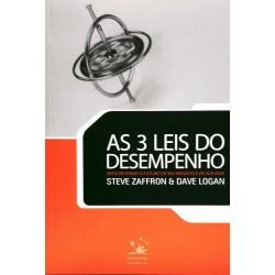 Livro As 3 Leis do Desempenho