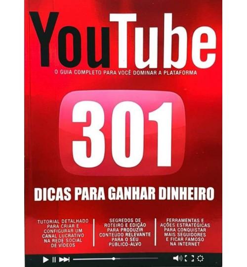 Revista Youtube 301 Dicas para Ganhar Dinheiro