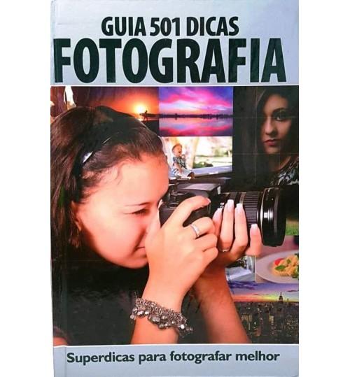Livro Guia 501 Dicas Fotografia