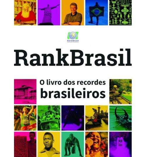 Livro Rankbrasil - O Livro Dos Recordes Brasileiros