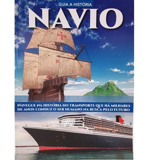 Revista Guia A História Navio