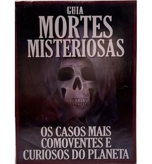 Revista Guia Mortes Misteriosas
