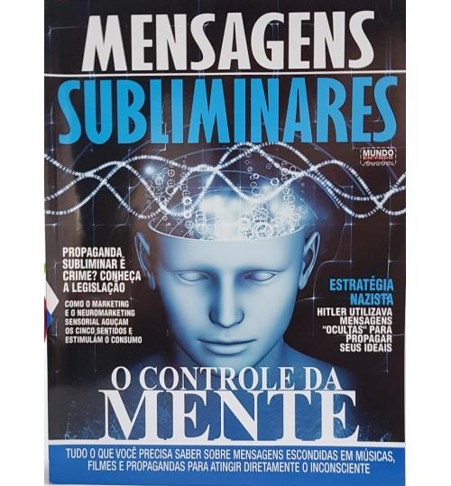 Revista Guia Mundo em Foco Mensagens Subliminares O Controle da Mente