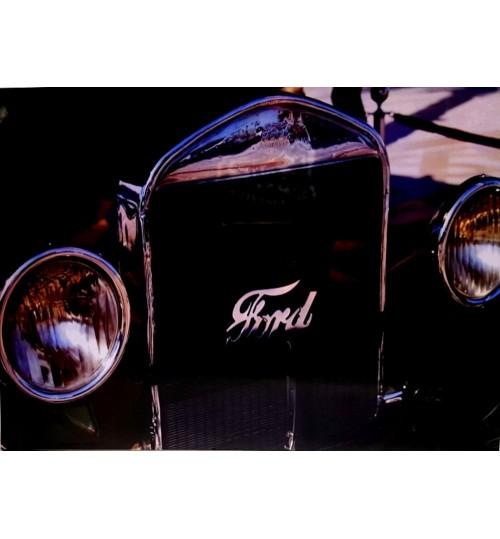Quadro Retrô Ford 1930