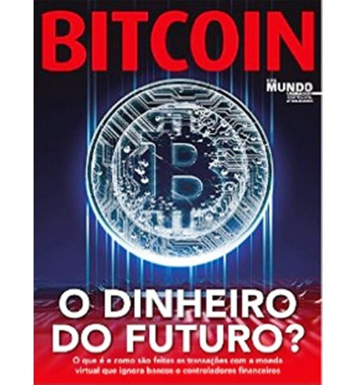 Revista Guia Bitcoin o Dinheiro do Futuro?