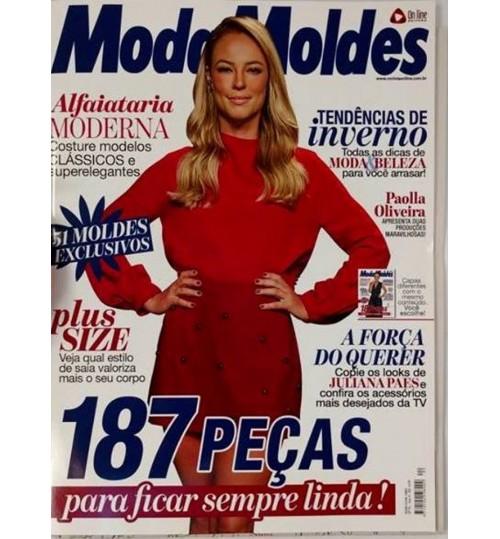 Revista Moda Moldes 187 Peças para ficar sempre linda N°92