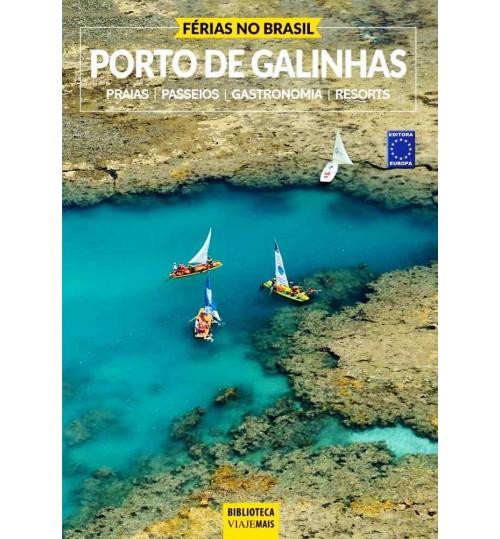 Livro Férias no Brasil - Porto de Galinhas