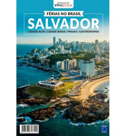 Livro Férias no Brasil - Salvador